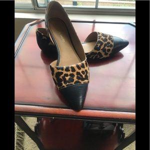 Women's two tone shoes